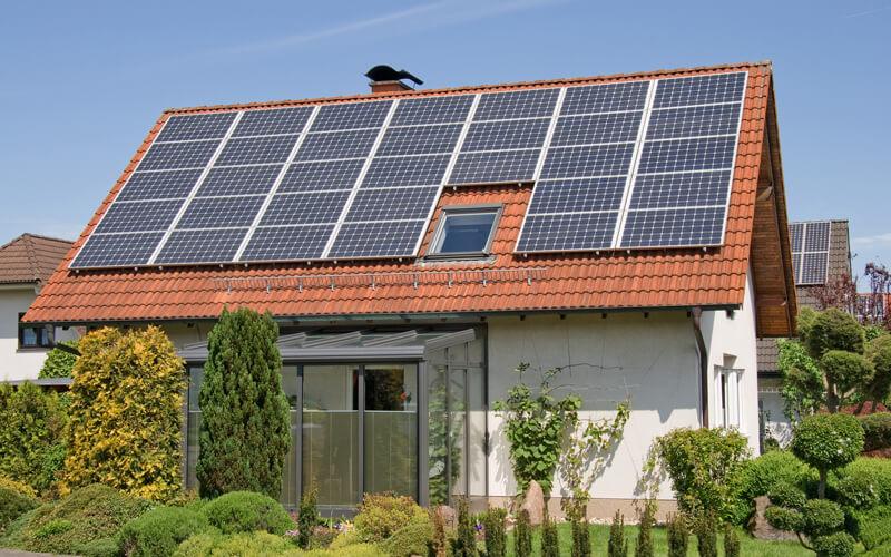 Solar- und Photovoltaikreinigung